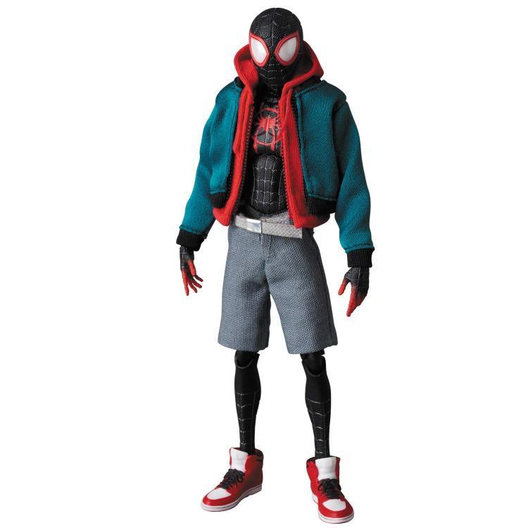 Spider-Man: Into the Spider-Verse MAFEX No.107 (Spider-Man)