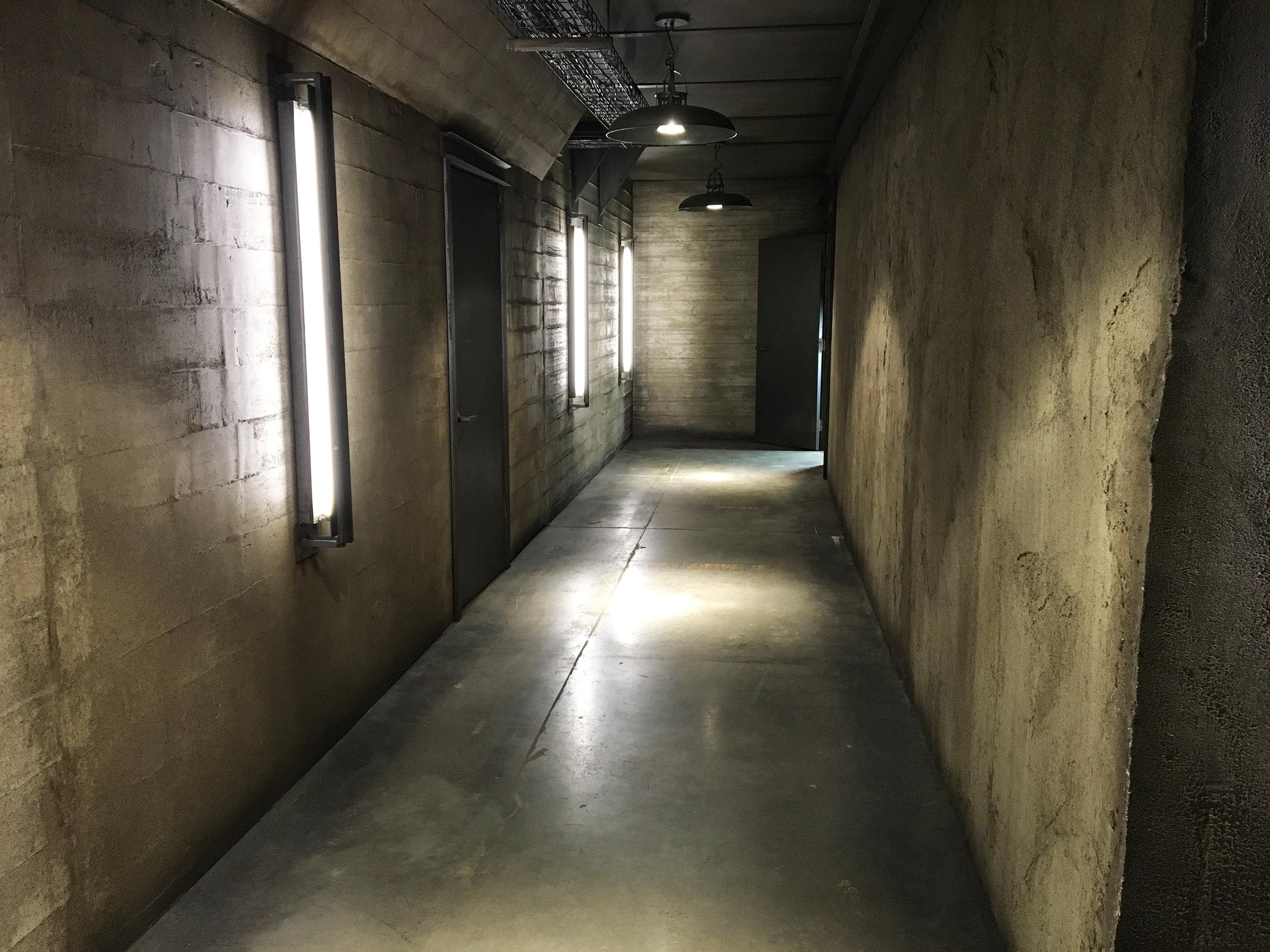 Capital Arts Set, Armory Corridor