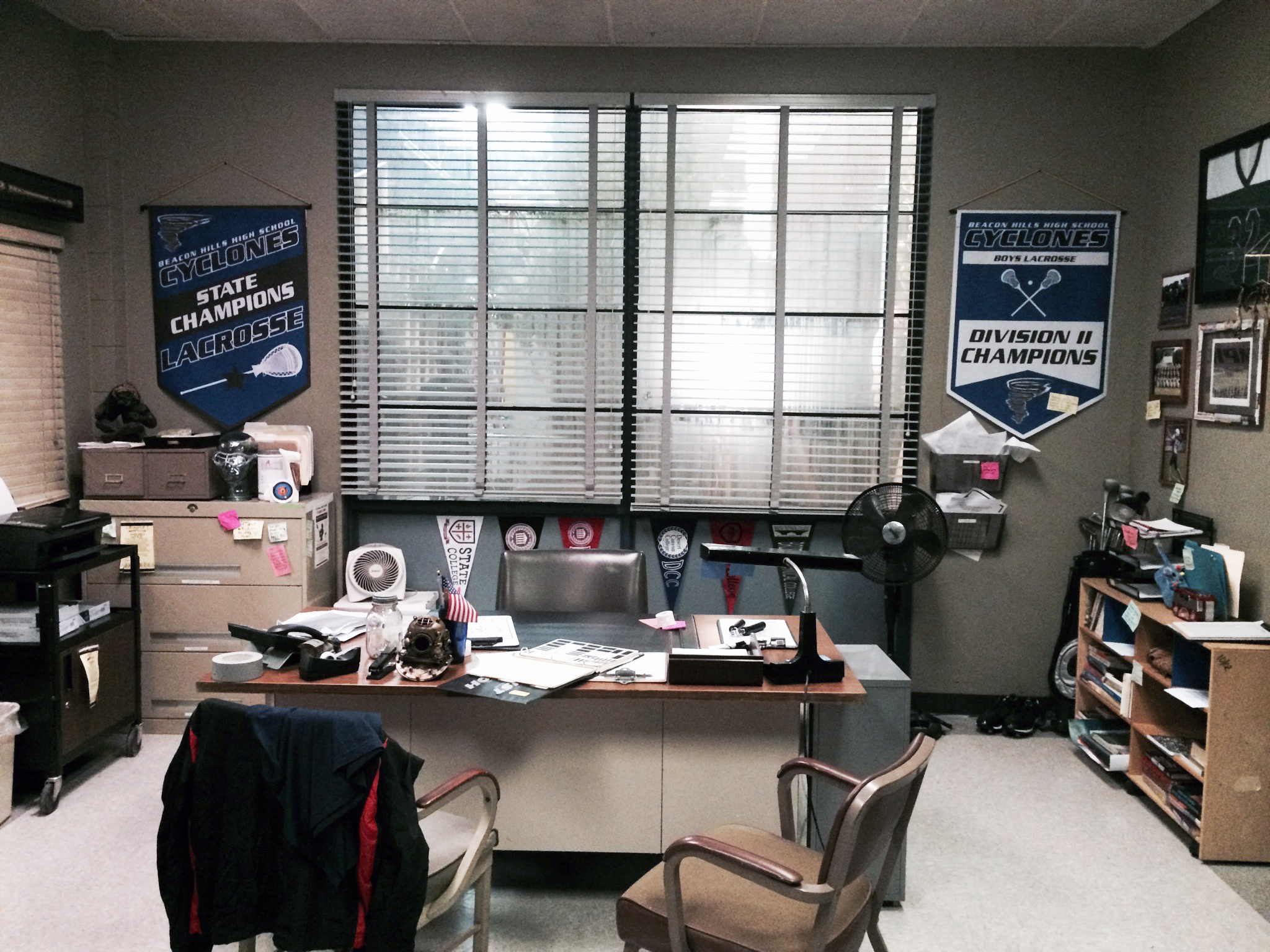 Coach's Office -