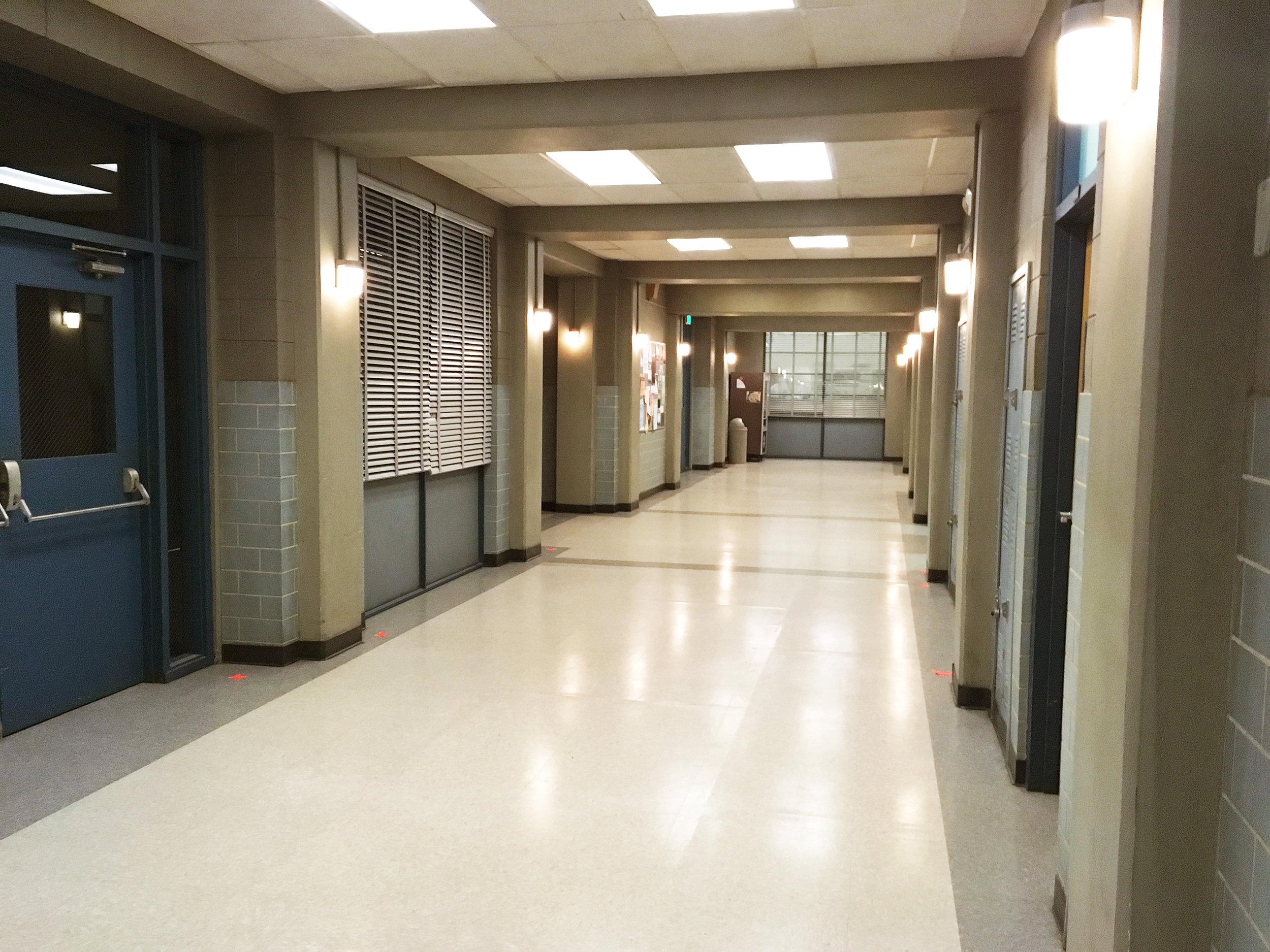 Capital Arts Set, High School Corridor