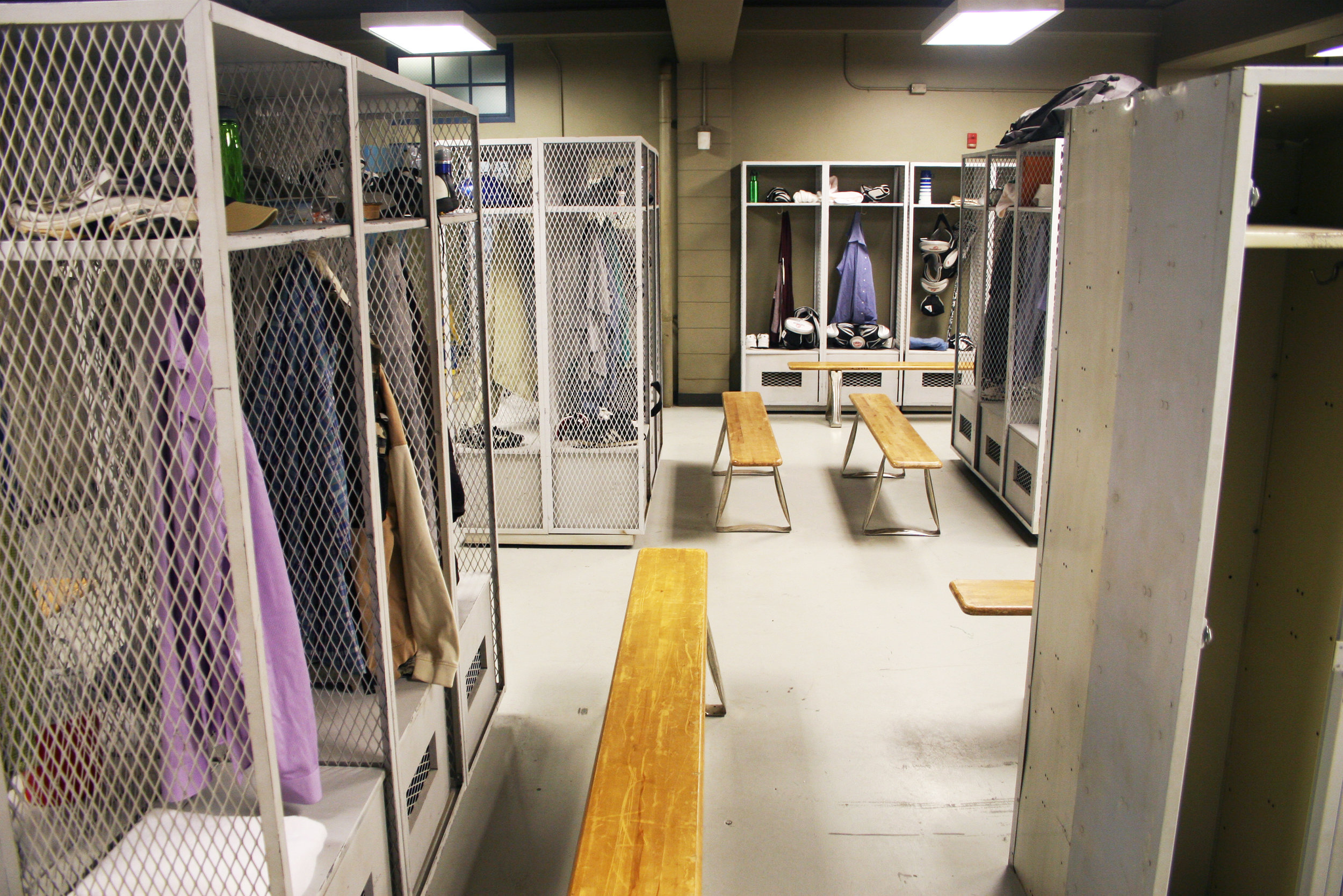Locker Room -
