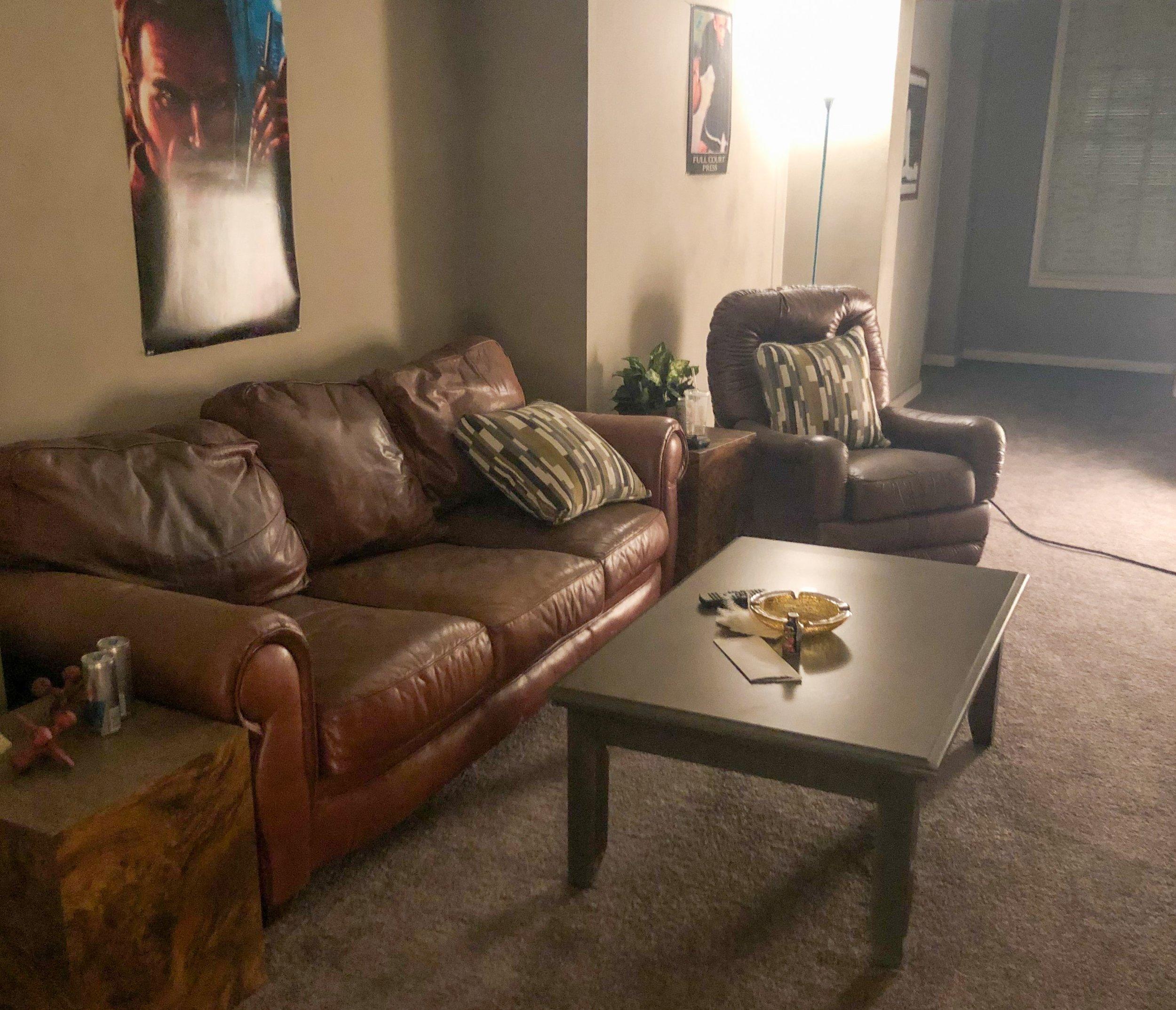 Bachelor Apartment -