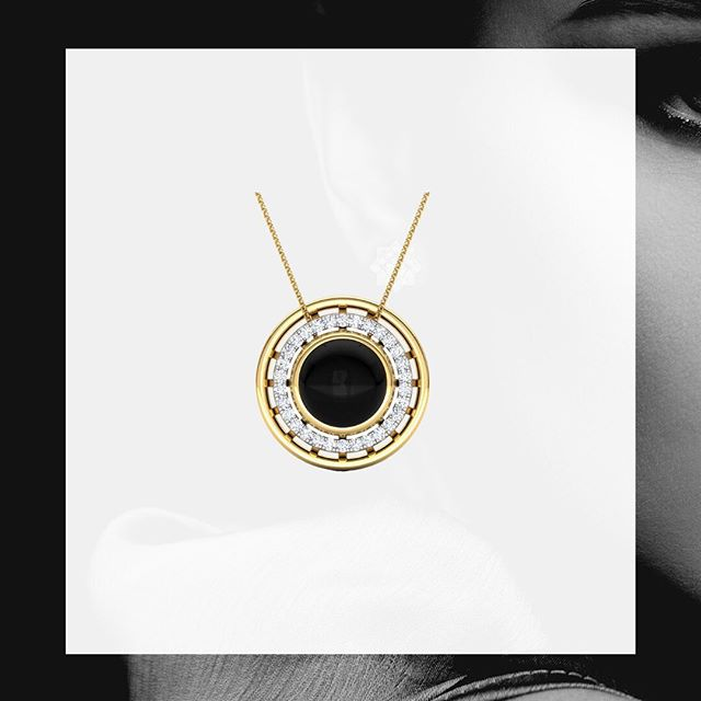 14k yellow gold diamond pendant with black onyx, special for Mother's Day. ♥️ .⠀⠀ .⠀⠀ .⠀⠀ #mothersday #mothersdaygifts #jewels #jewelry #jewelrymaking #jewelrydesigner #jewelrydesign #jewelryaddict #jewelryartist #diamondpendant #pendants #pendant #necklaces #onyx #blackonyx #diamonds #diamond #finejewelry #finejewellery #finejewels #finejewelrydesigner #blingjewelry #customjewelry #customjewellery #customjeweler #customjewelrydesign #customjewelrydesigner