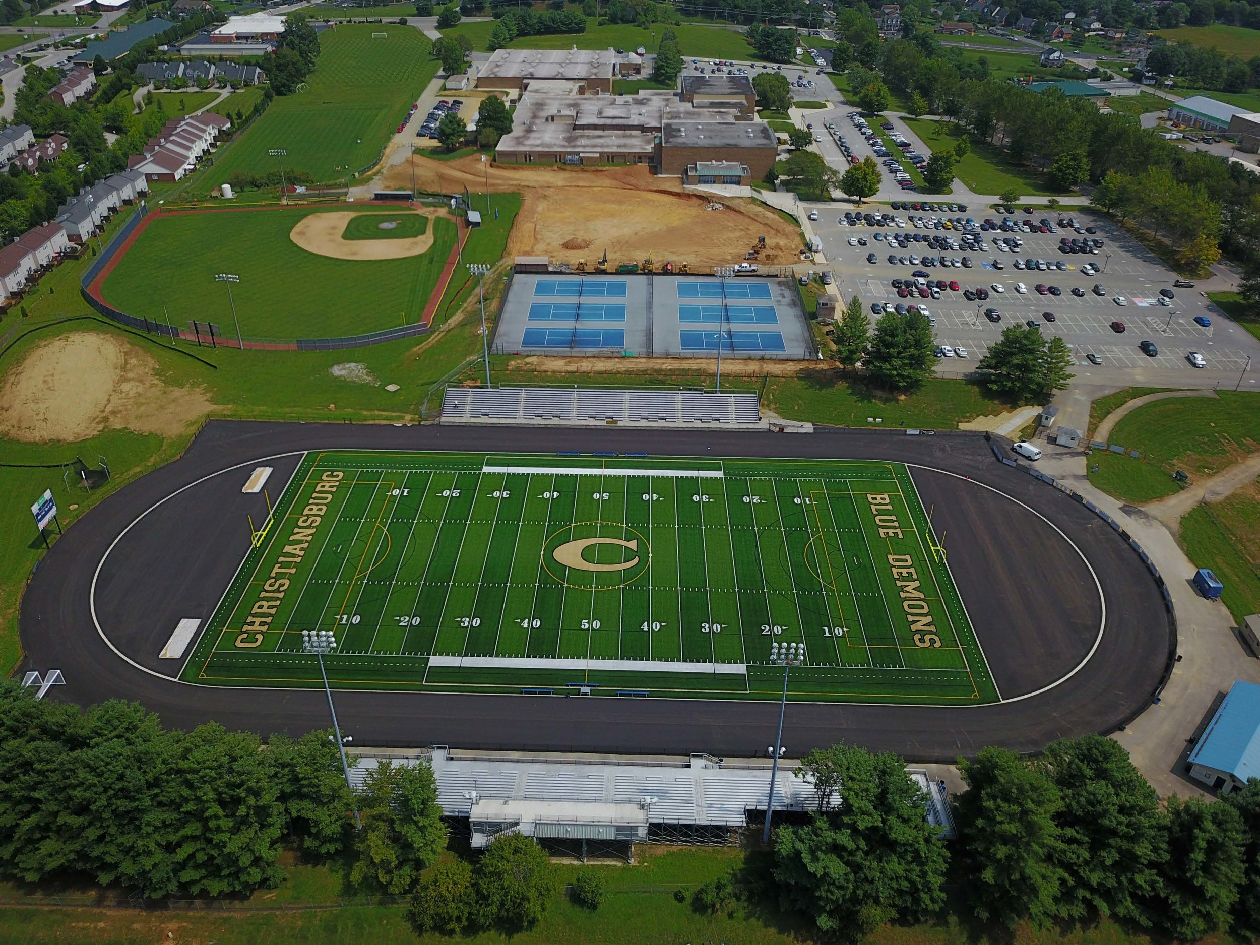 Christiansburg High School