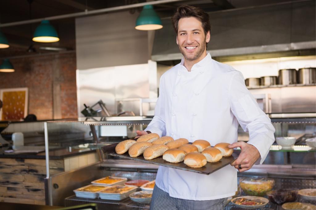 The Good Baker, Koch.jpg