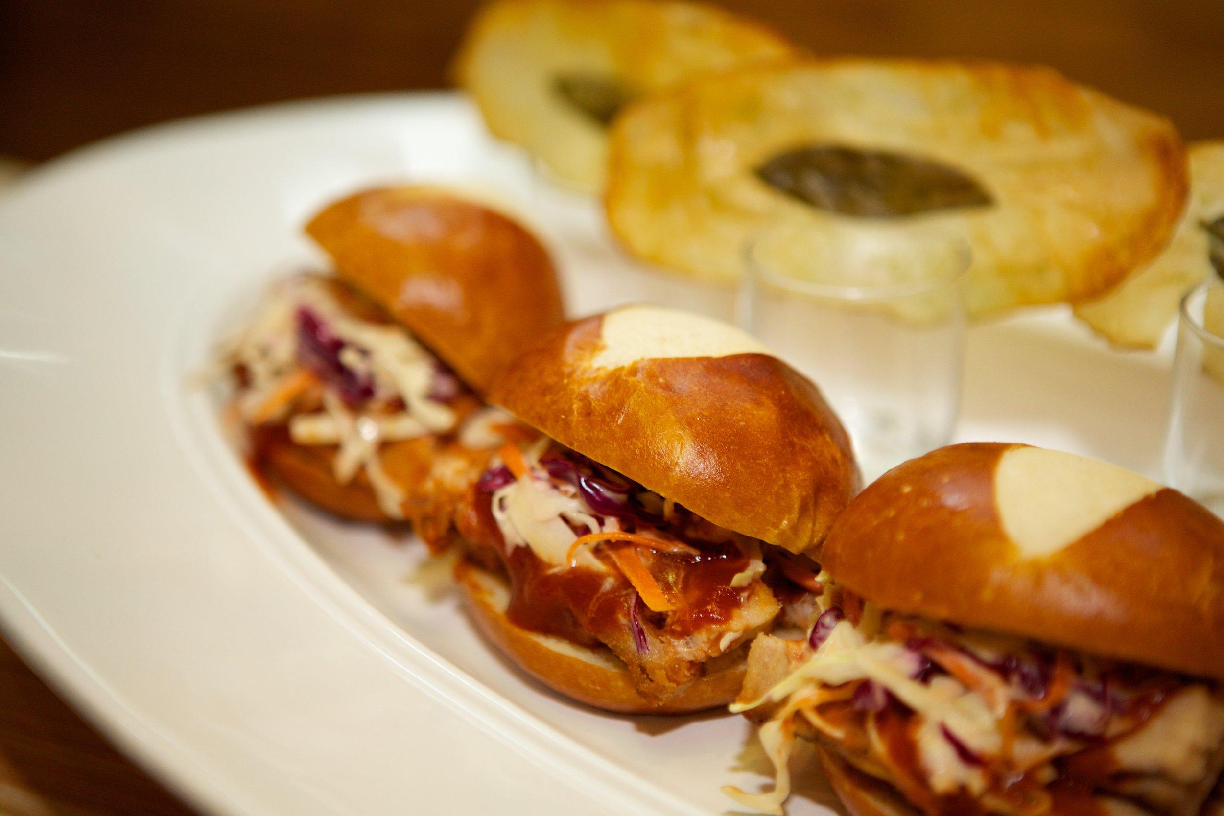 Hot lunchorder form -