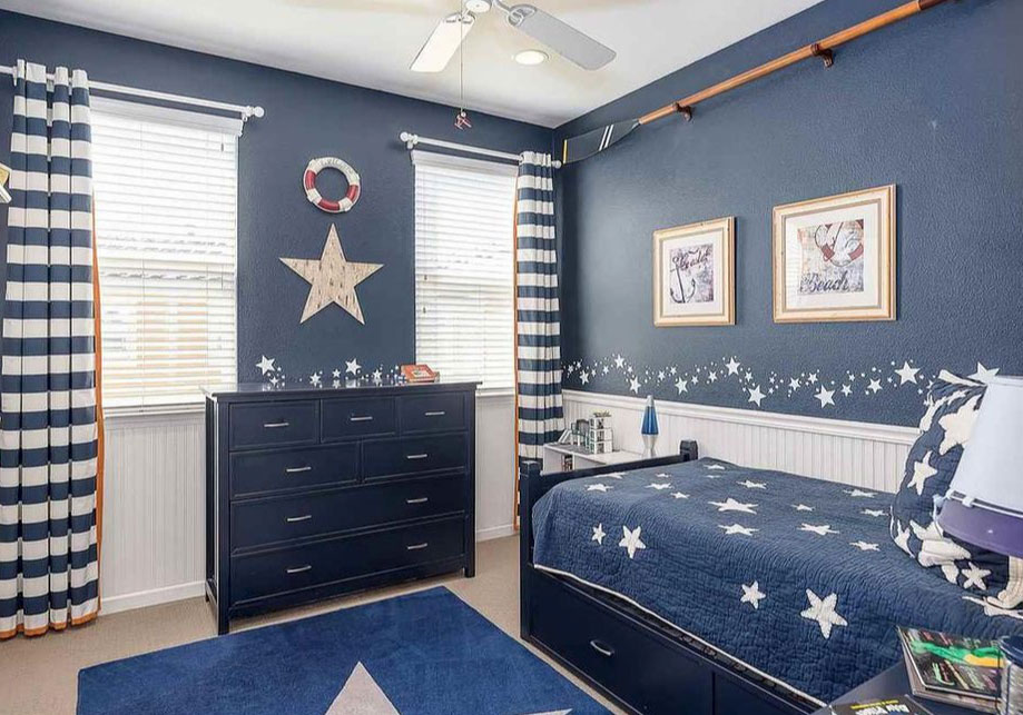 Children's Rooms - Once your child is ready to move on from the baby nursery and into a room that is more suited for their age, we can help you create a space that both you and your child will love. We can incorporate what fascinates your child and create a great looking, organized space to enhance your home.