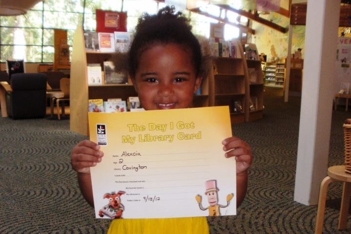 2000 - 90% of King County residents have a KCLS library card.