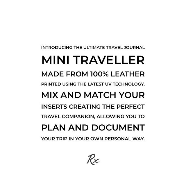 #MINITRAVELLER available online now!  #travelling #feasting #livinglife #shipwrecked #porquerolles #corsica #solotravel #adventure #newadventures #explore #realleather #journaling #writing