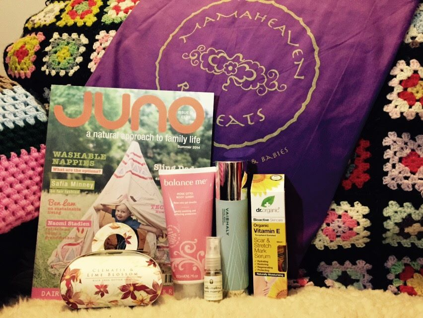 Mamaheaven goodie bag June 2014.jpg