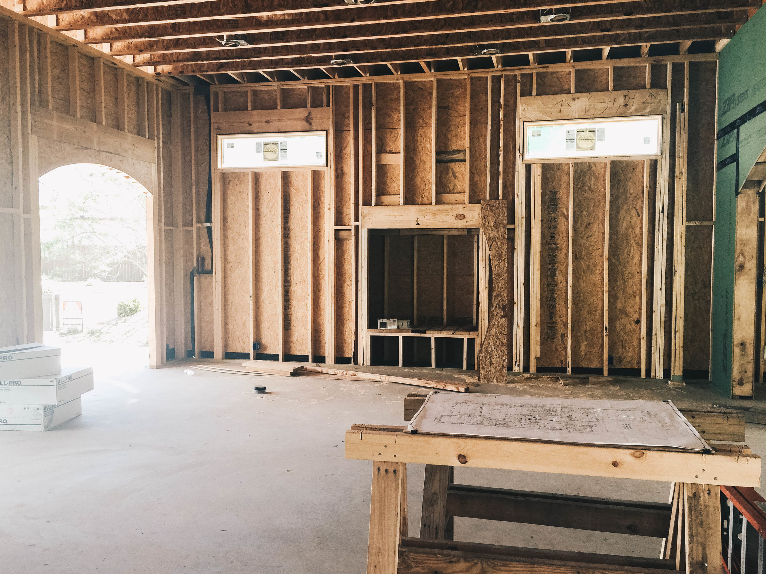 New Construction - Building a new home can be exciting and overwhelming at the same time. Our team is here to help you with start to finish interior detailing, from finishes to furniture selections. We also have access to an array of design resources that will make your new construction experience easier!