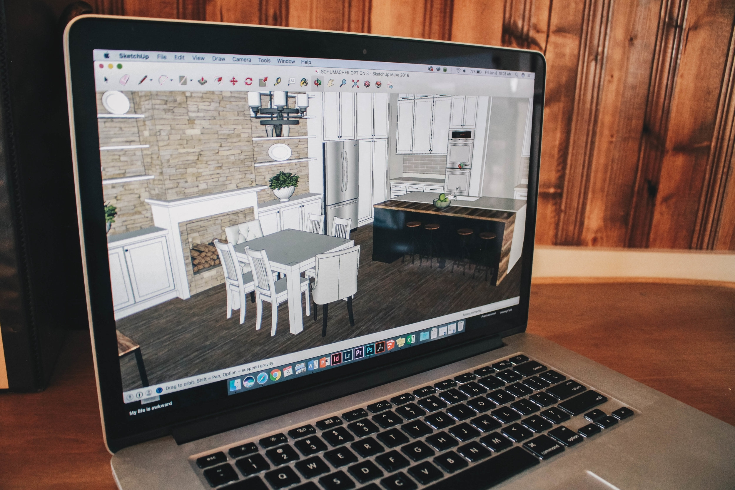 Space Planning - Whether it is an entire home remodel or a small bedroom redesign, our team has the knowledge and skillset to help you visualize a new layout that will compliment your lifestyle.