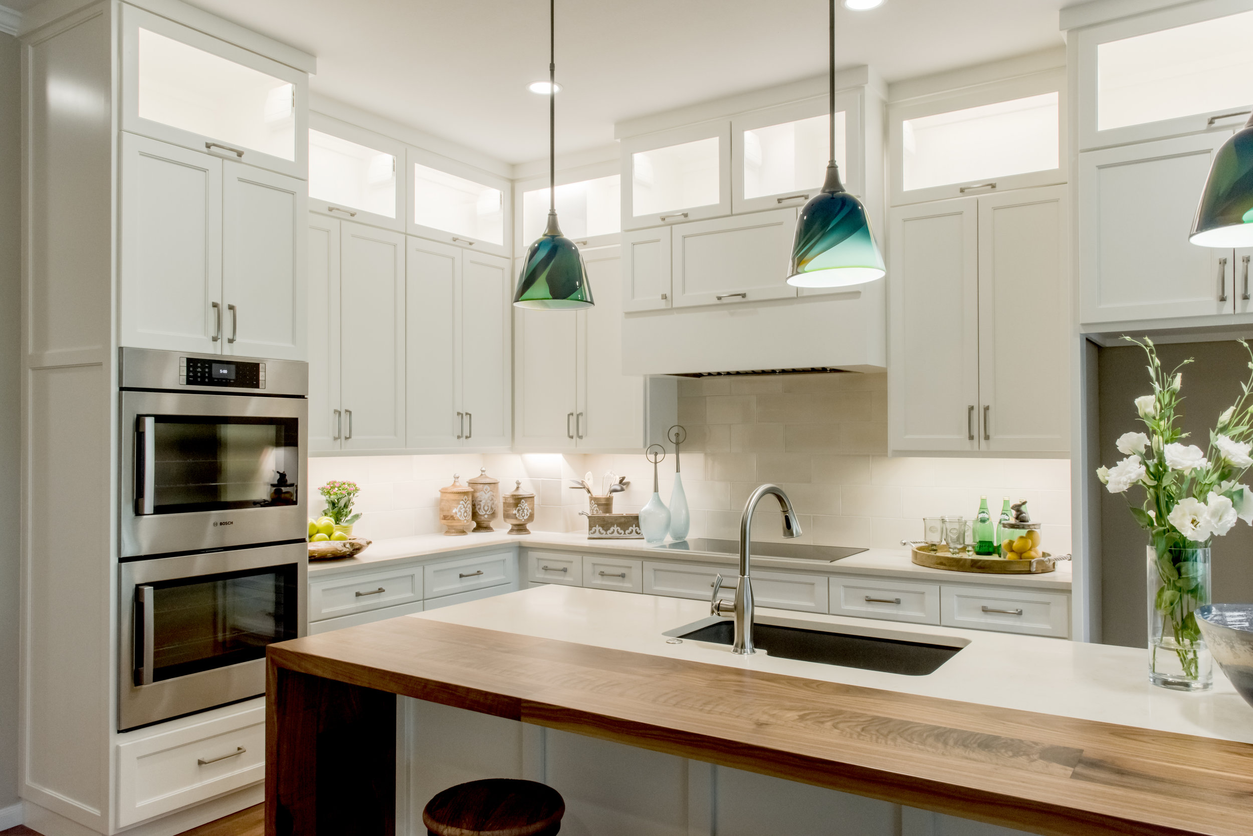 Hill Country Kitchen Remodel - VIEW MORE >>