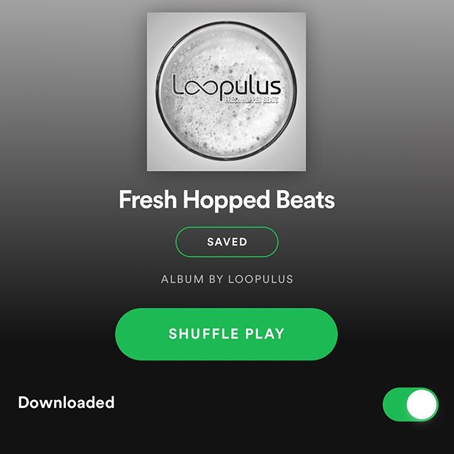 My album #freshhoppedbeats is officially out now! Thank you to anyone who listens to it 🙏 . . . #loopulus #newbeats #soundcloud #beats4days #indiemusicians #newmusicrelease #hiphopproduction #rapproducer #spotify #spotify🎧