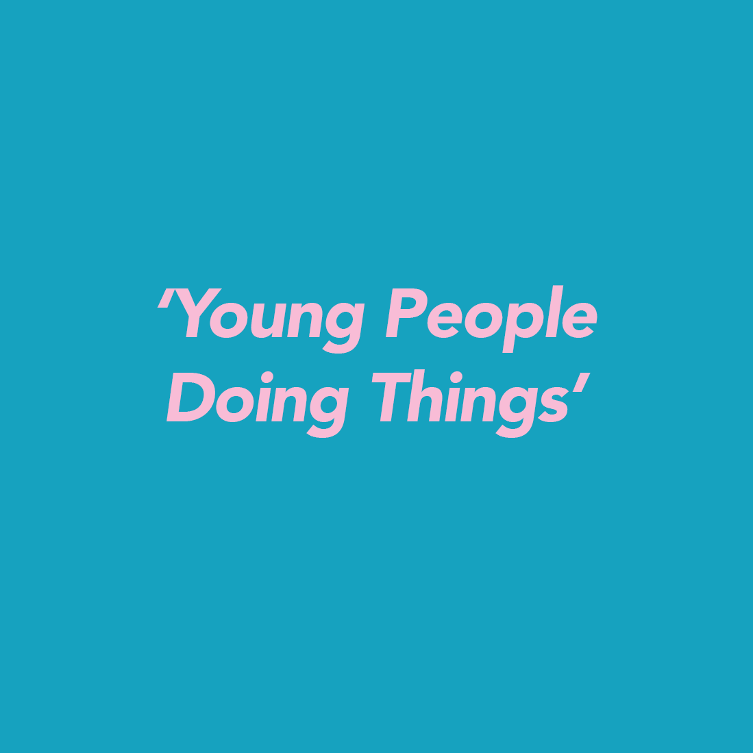 Young People Doing Things: 009 - In this podcast episode we get to know The Deck and its Founder. We explore the realities of starting a business, the highs and lows, as well as the challenges along the way.