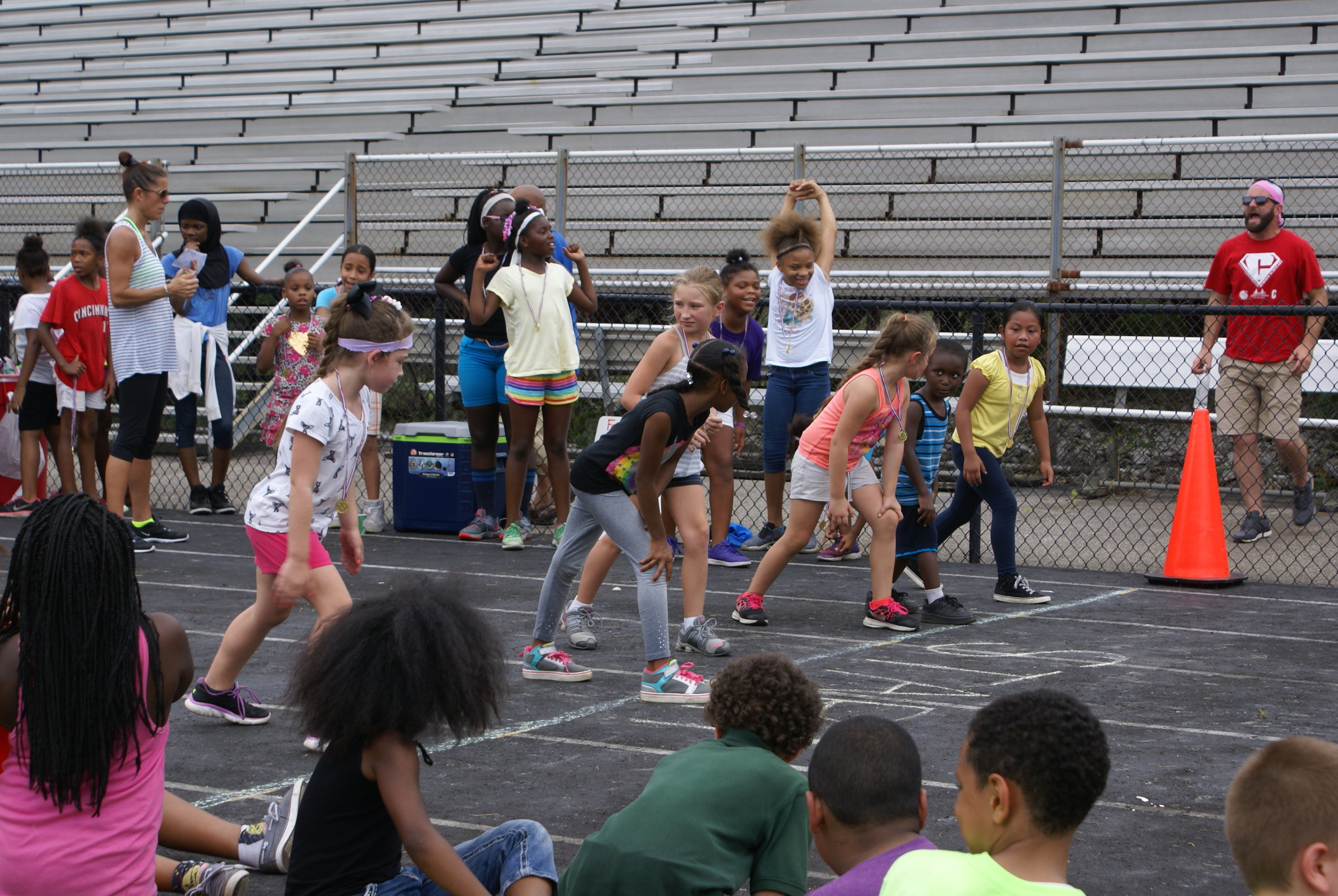 Covington Olympics - Holmes High School