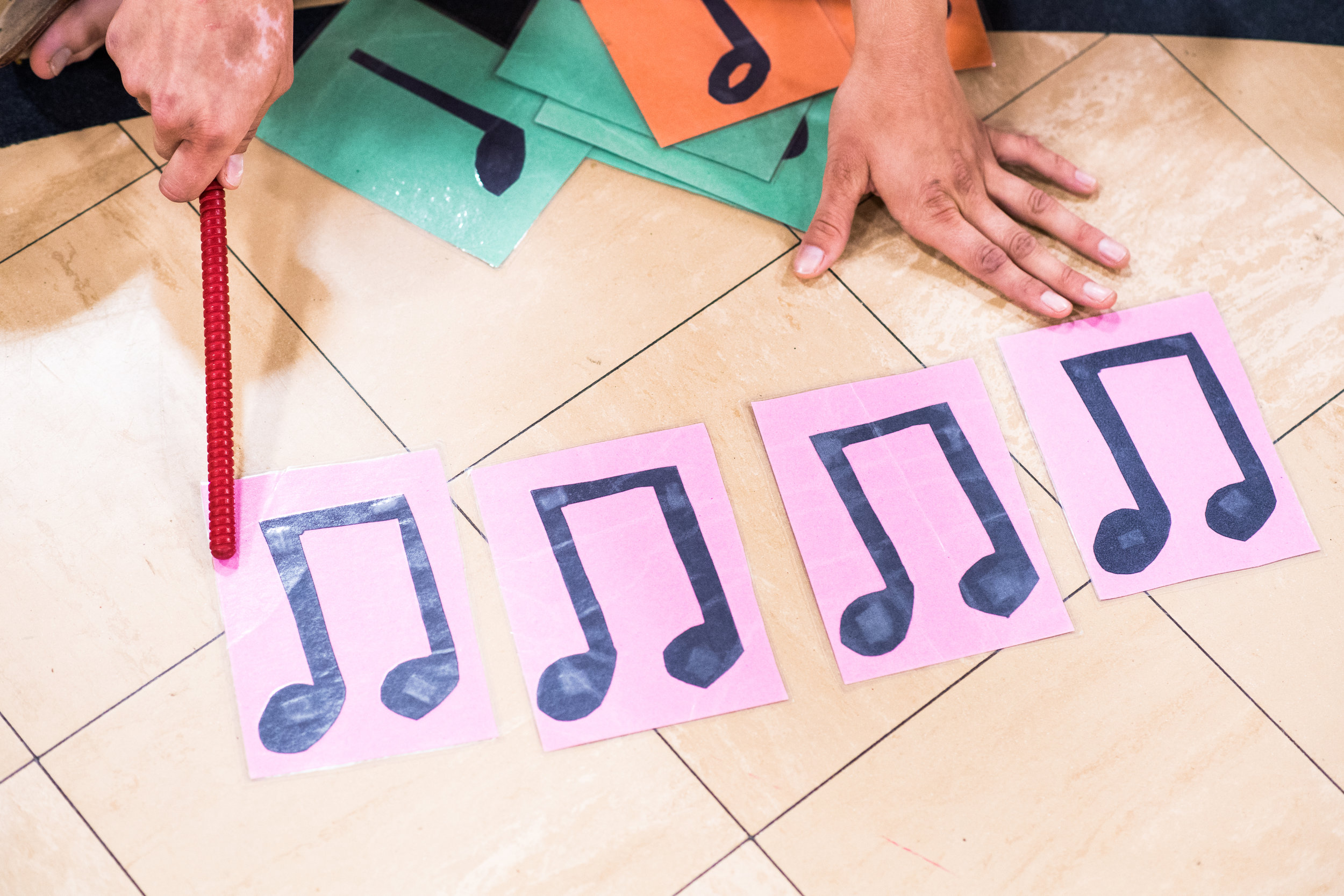 Music Lessons Available -  Learn the music alphabet and how it works, notes and chords, how to read the treble staff and guitar tablature, songs, and a basic understanding of the instrument.  Lessons are customized to the student according to their skill level and desire for learning.