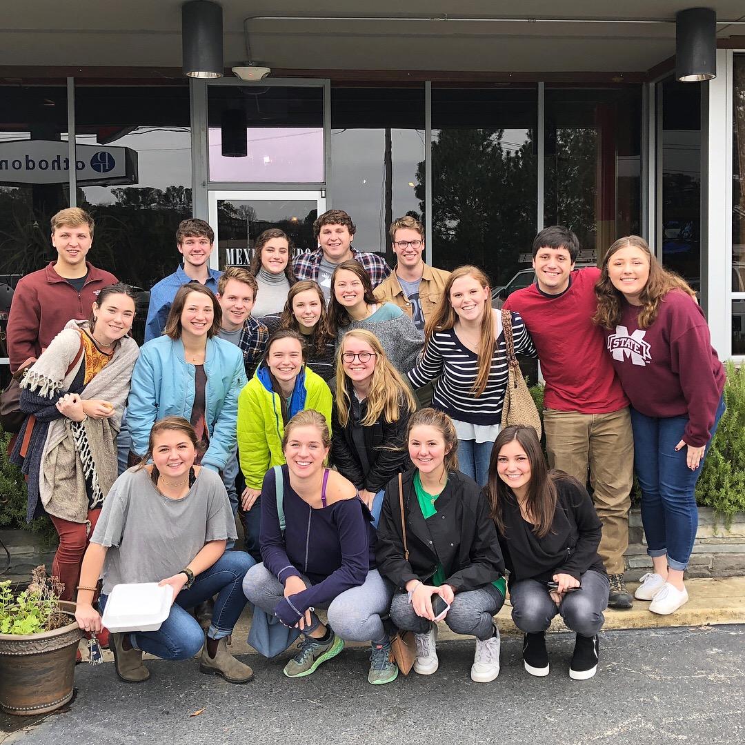 Saint Stephen's College Students