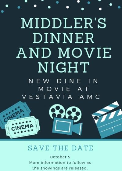 Teal and Navy Film Icons Movie Night Invitation (Portrait).jpg