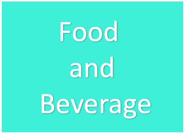 Checkout all F&B Brands we work with