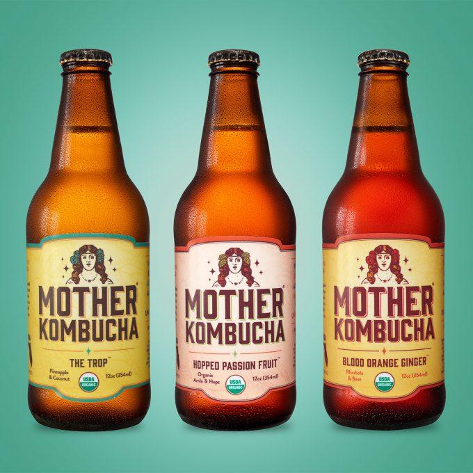 Mother Kombucha -