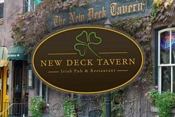 New Deck Tavern - 3408 Sansom Street