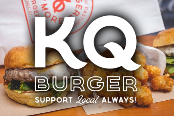KQ Burger - 3401 Walnut Street