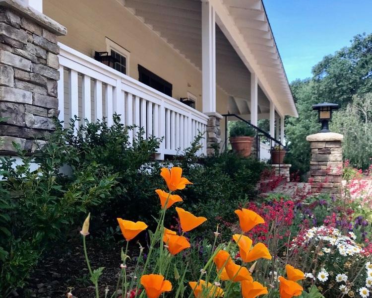 Ranch House Porch