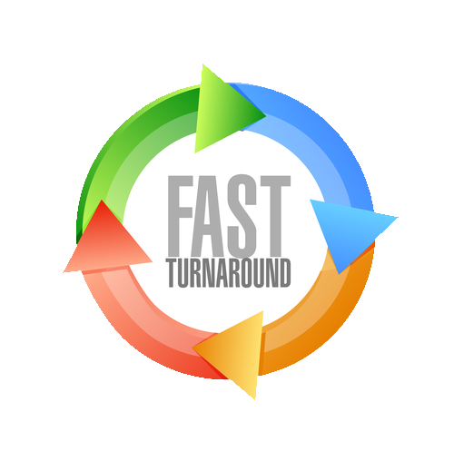 Fast Turnaround Time
