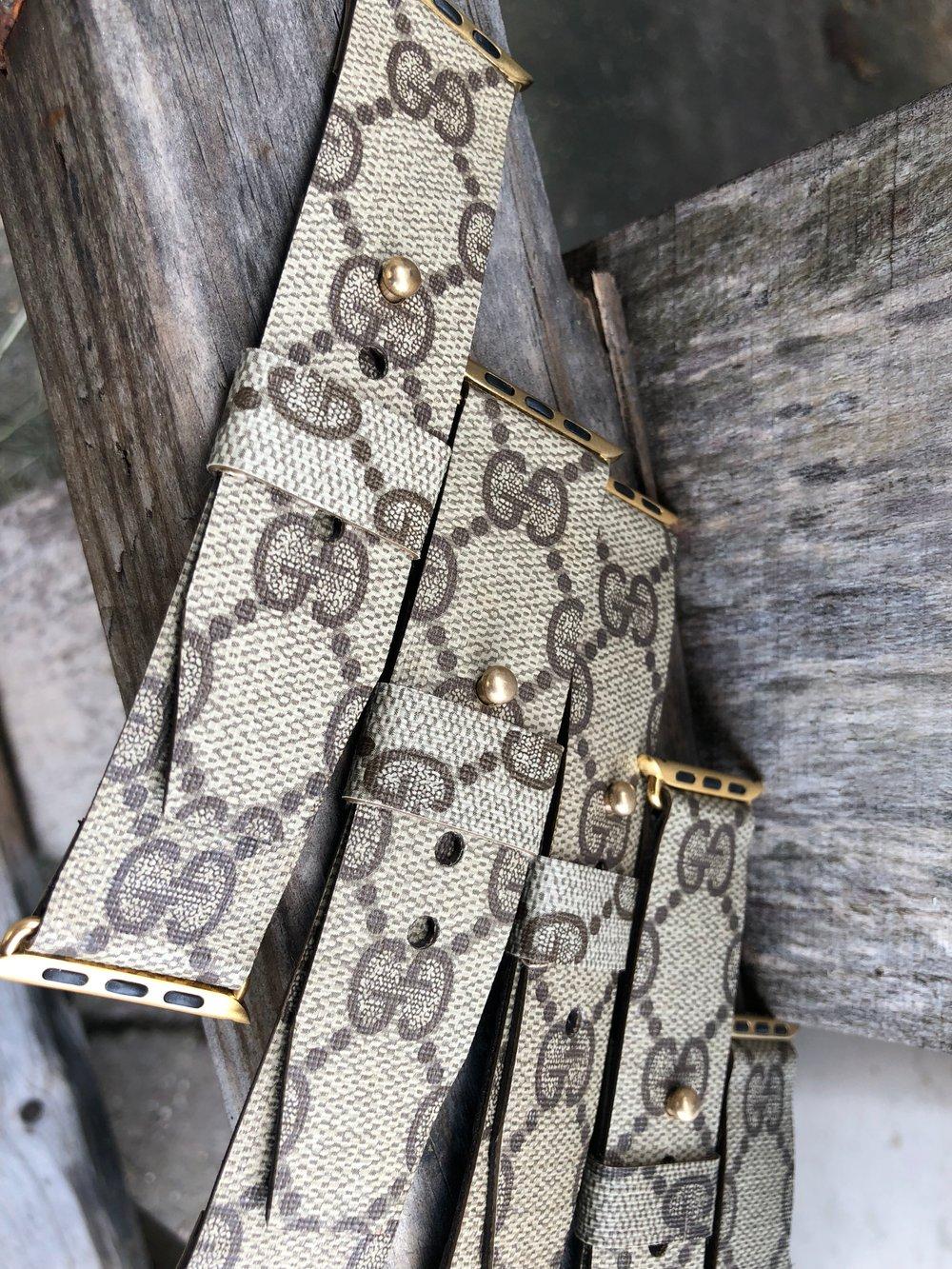 $120.00 Gucci Gold