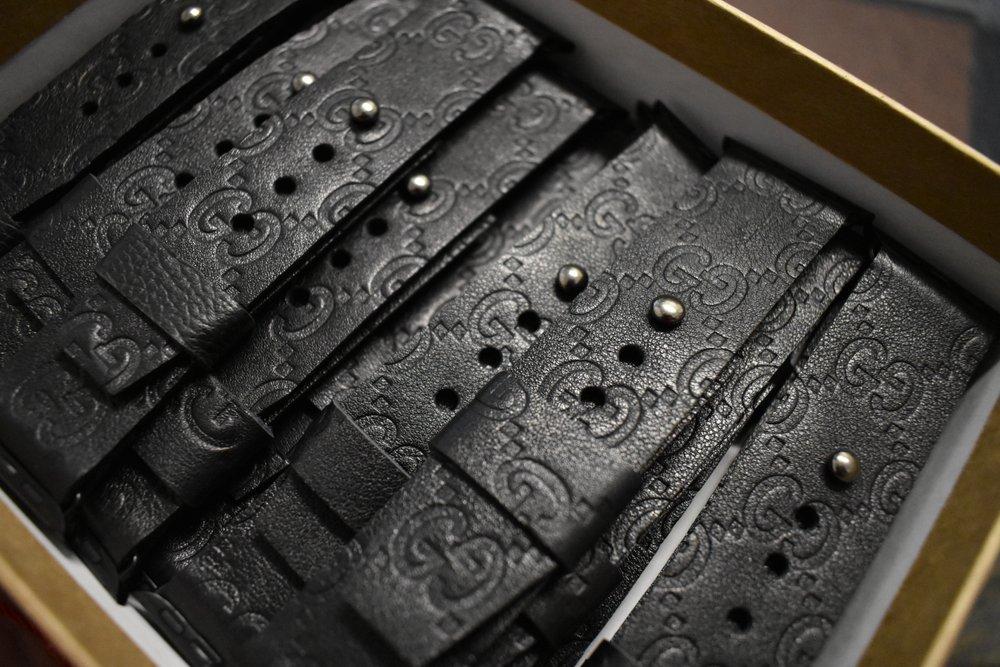 $120.00 Gucci Black