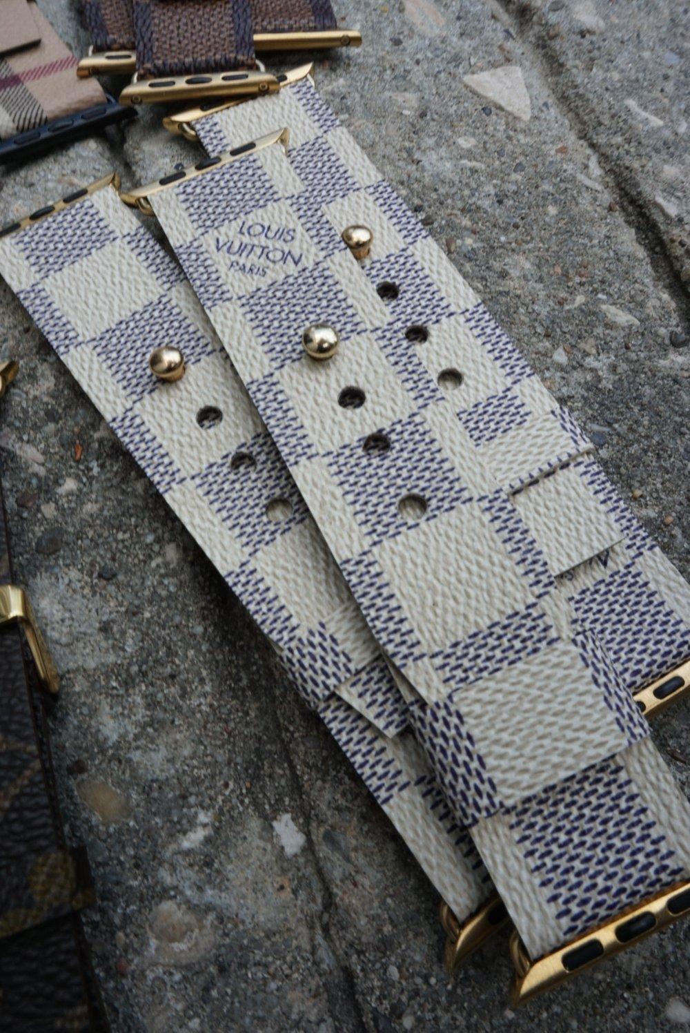 $120.00   LV Damier Azul