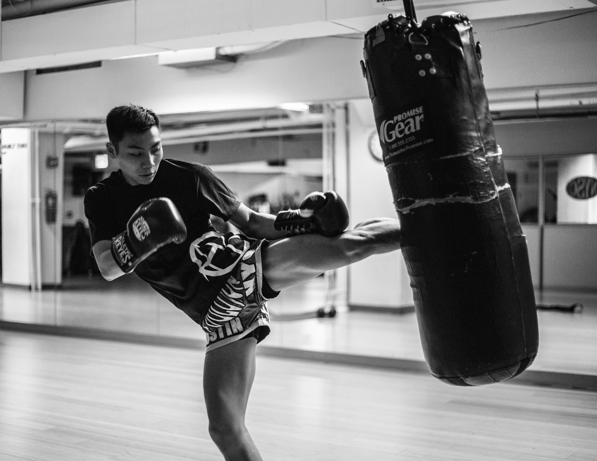 Muay Thai Program -