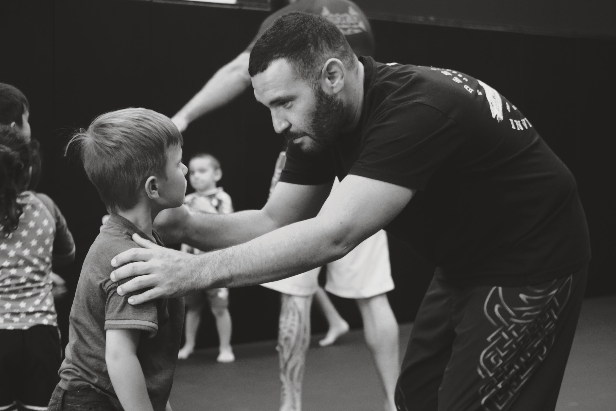 We love being a part of the 10th Planet Family! Coach Drew is all about his students… from the littles to the teens to the adults! -