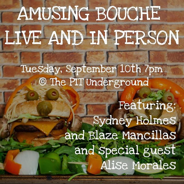 Tuesday, Tuesday, Tuesday! It's gonna be a really great show! We're saying goodbye to the dog days of summer. Sun's out buns out! . . . #live #livecomedy #hotdawg #dogdaysofsummer #amusingbouche #podcastlife #funnystuff #newyorkcomedy #standup #snacks #snacksandlaughs #hotdogbuns #condiments #picklerelish