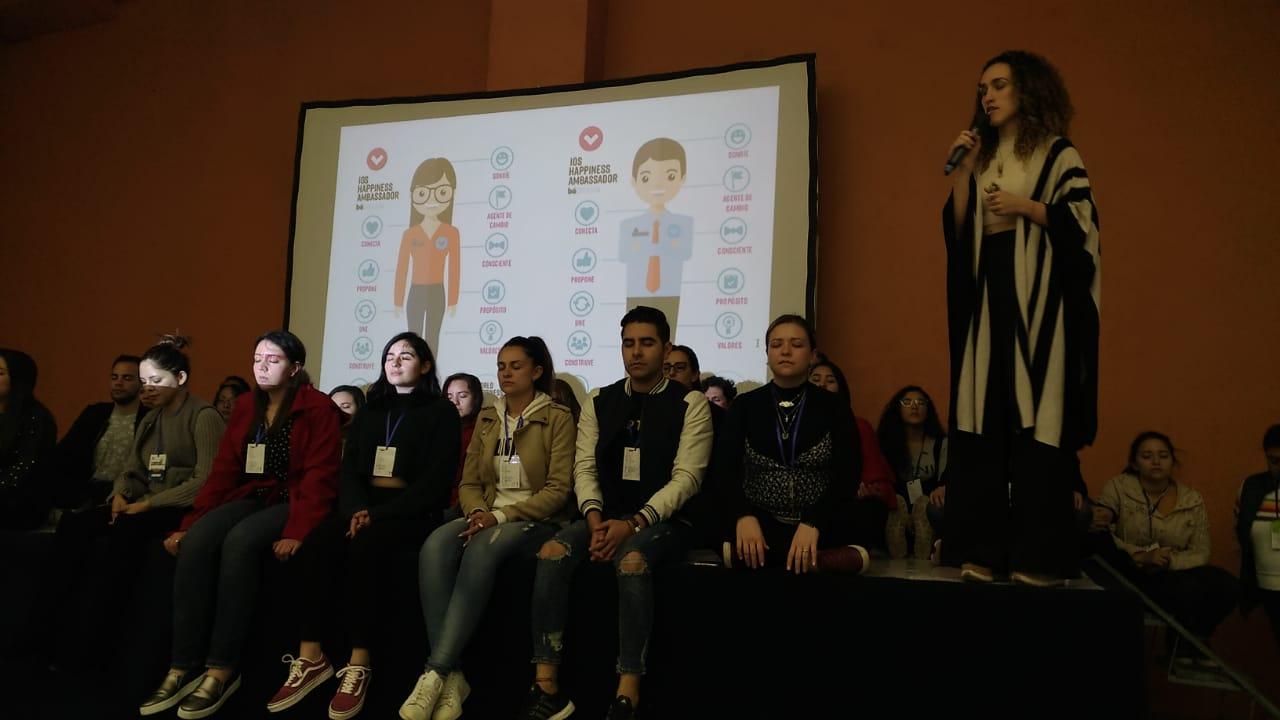 """Convención Anual de IOS Offices    """"Del silencio, a la palabra""""    at Ex. Hacienda de Chautla.   Ileana Ponce host by IOS Offices."""