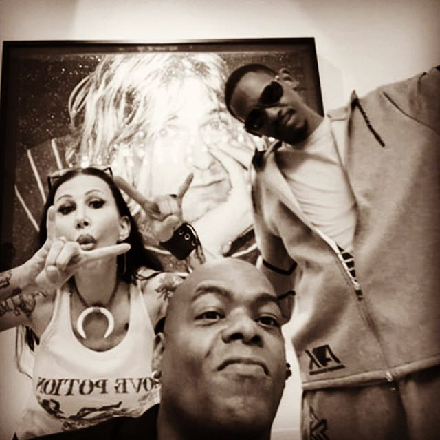 Got a visit last week from these two old souls, Kurupt gotti and pep Williams,unfortunately I was stuck on the work bench at the pad and angie got to enjoy there presence,hanging with legends. #pepwilliams #dogtown #sk8 #designer #designhouse #kuruptyounggotti #kuruptgotti #kurupt_gotti #originalgangster @v22la #kurtcobain
