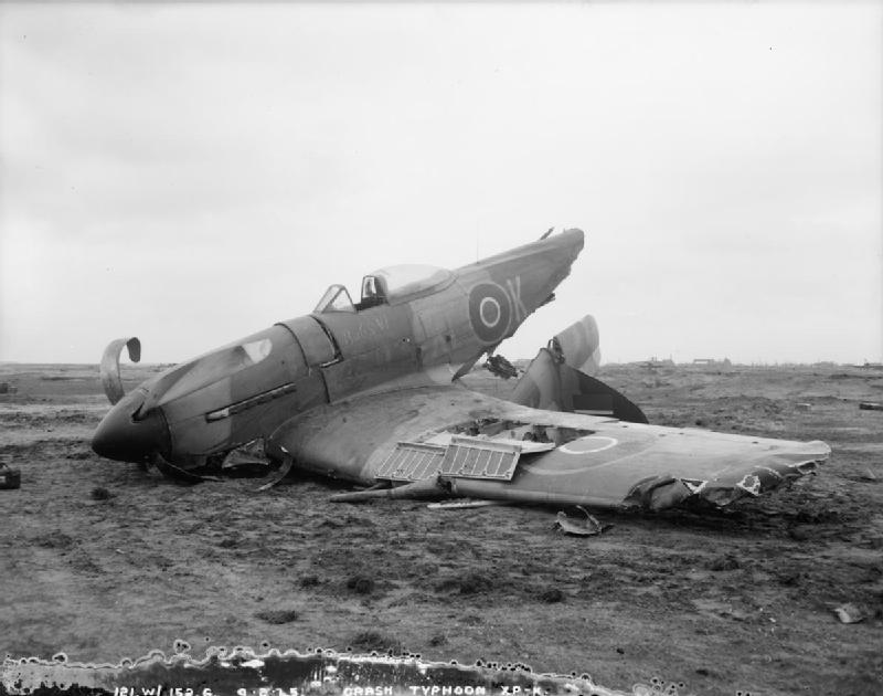 1B Wrecked_174_Squadron_RAF_Typhoon_Volkel_IWM_MH_27462.jpg