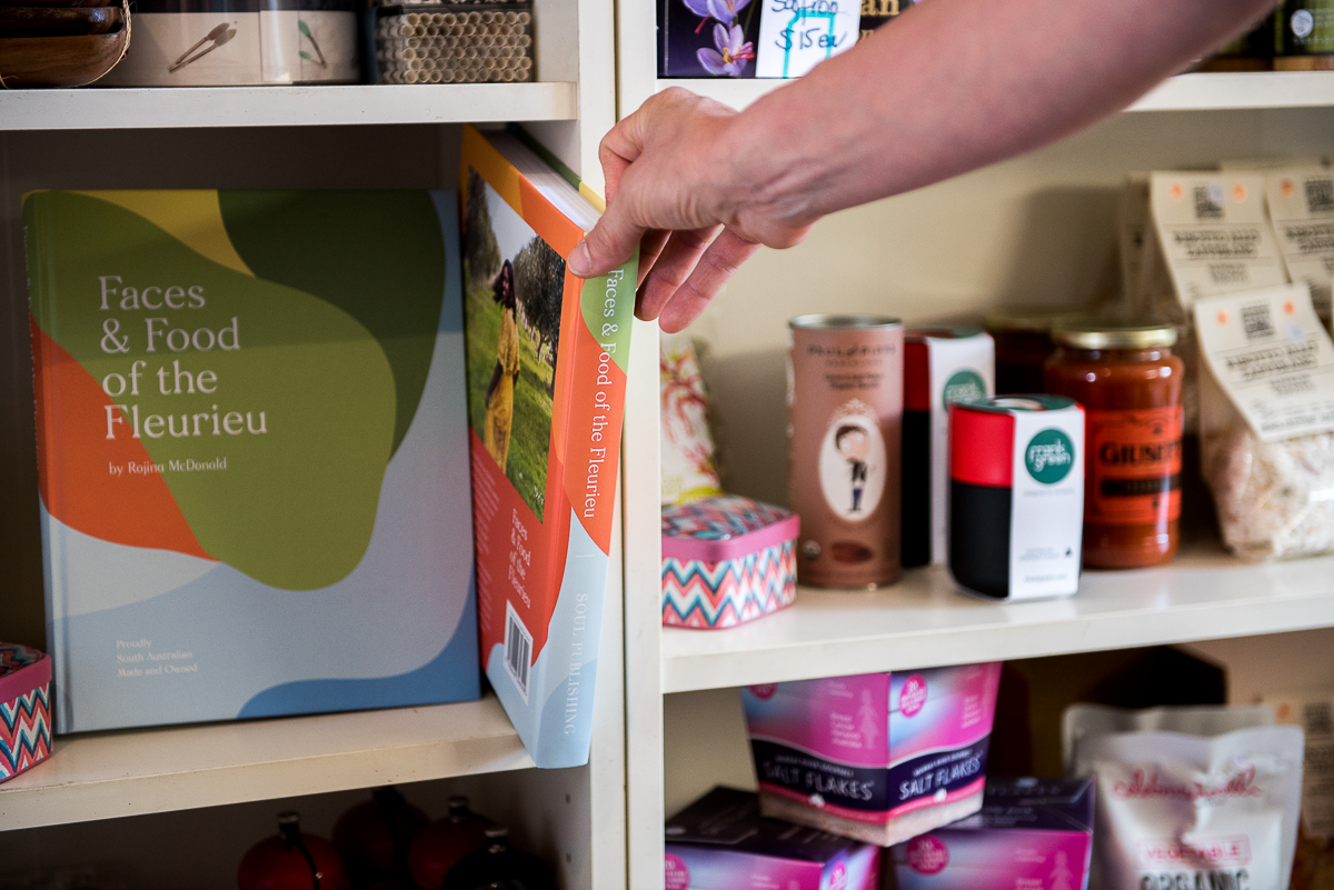 Our Soul Collection - Soul Publishing is a leading independent publishing house established in 2017, with a vision to produce high quality books that showcase the food, wine and faces of Australia – region by region. Our premier book, Faces and Food of the Fleurieu, is now available via our online store and our second book, Wine, Beer and Spirits of the Fleurieu, is currently in production and due to be released this Christmas.
