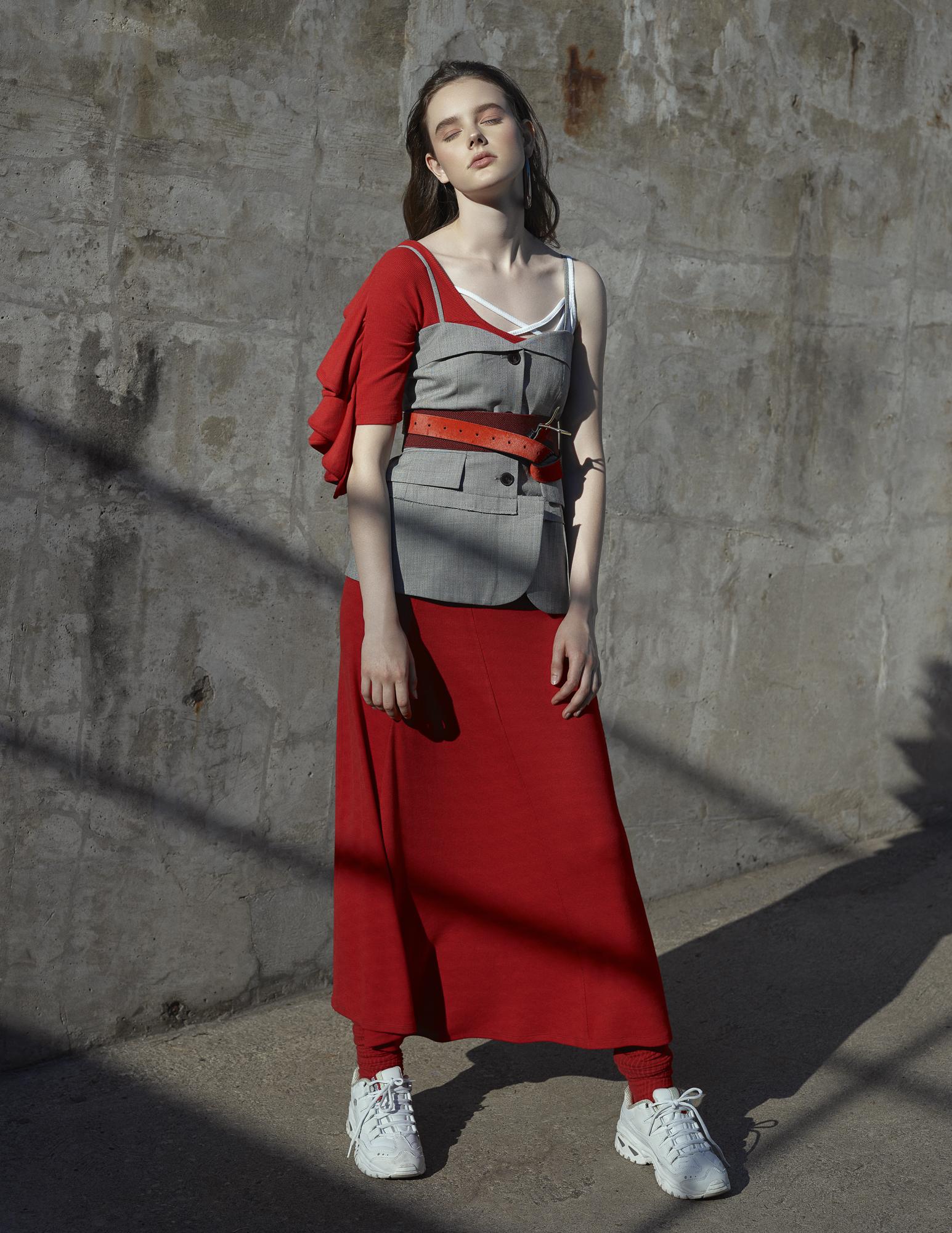 Toronto Fashion Model Portrait Photographer Headshots