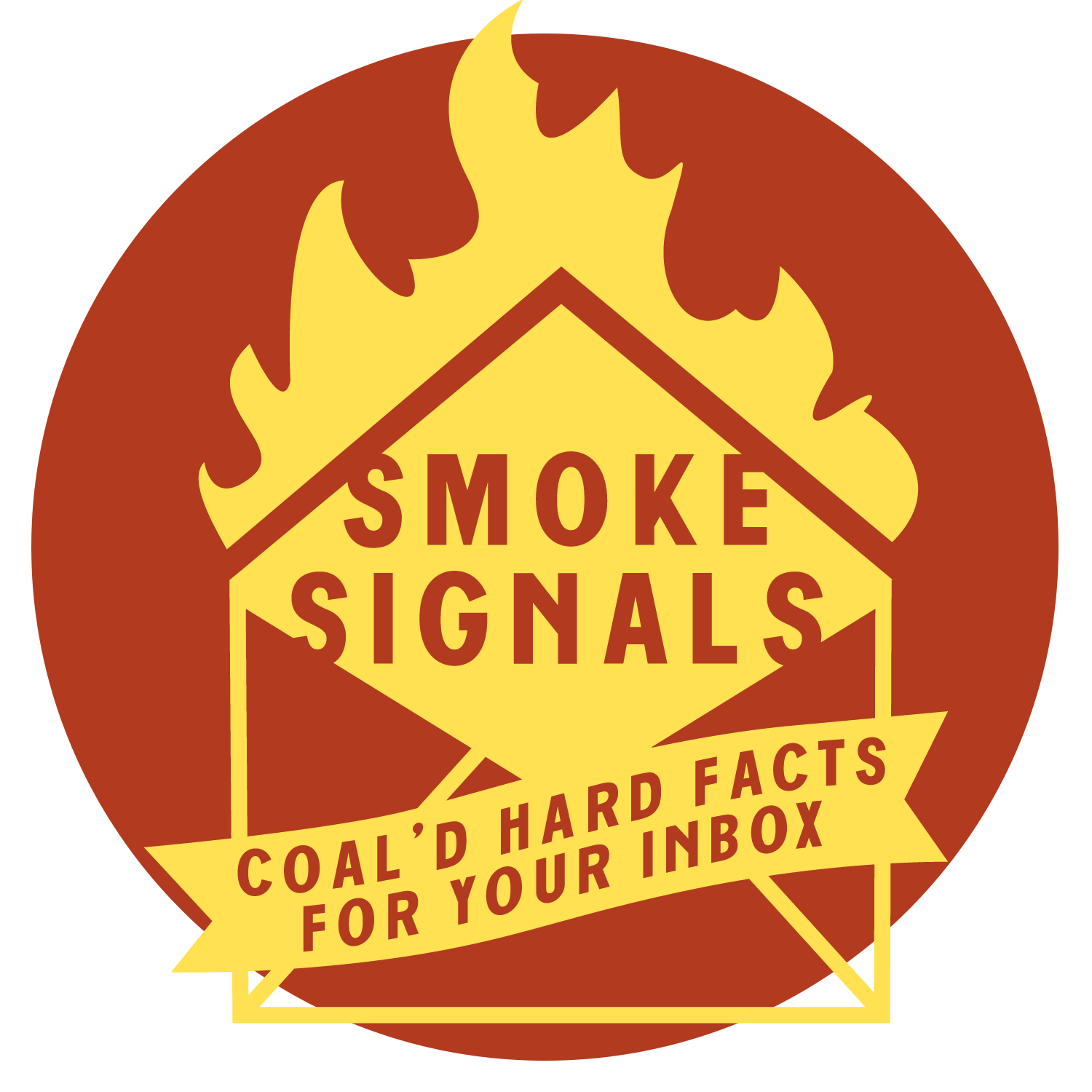 Smoke Signals mailing list with Bright Coal Creative