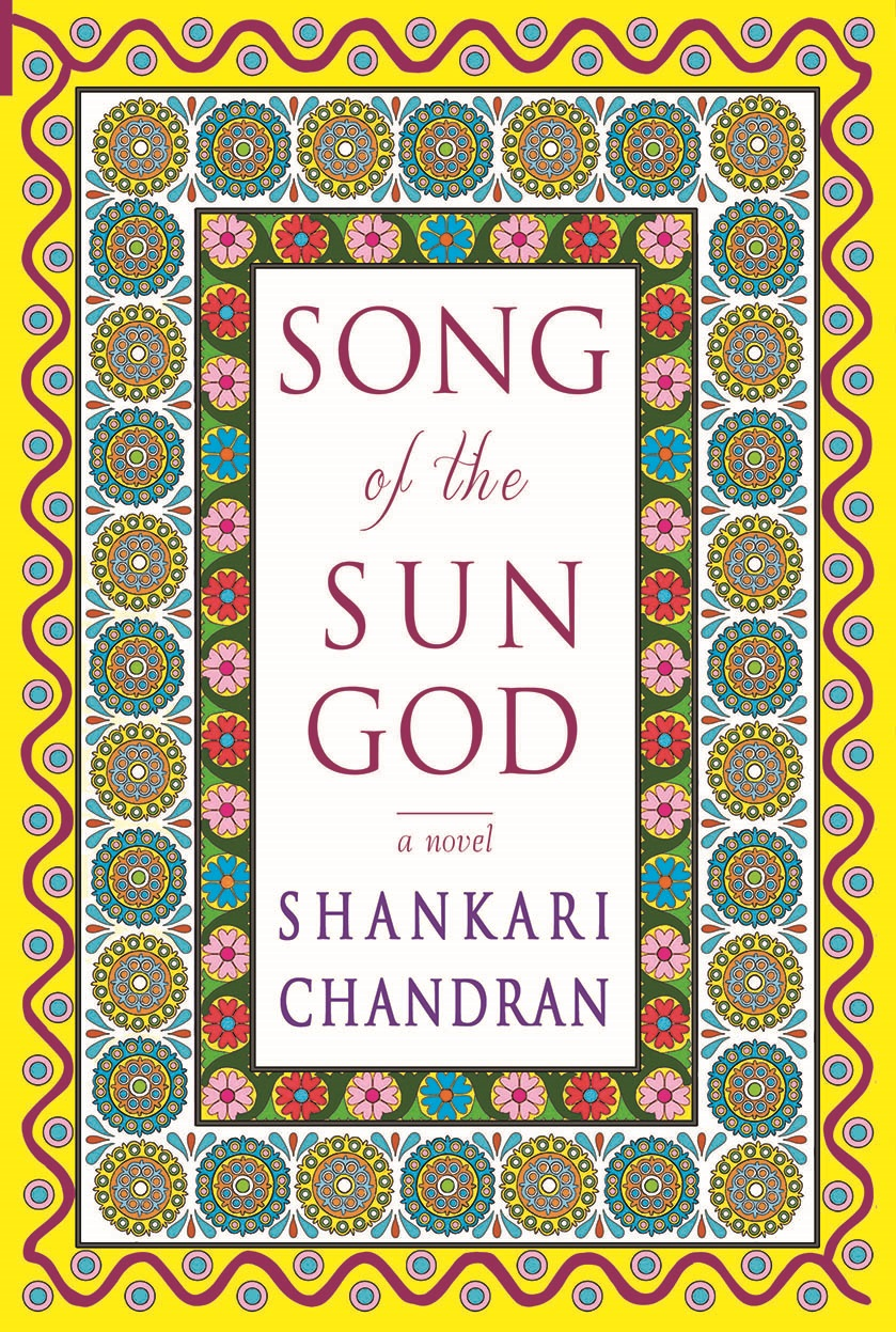 Song of the Sun God  Front Cover Only.jpg