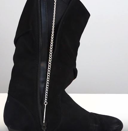 Zip Your Boots with Ease with Zipper Genie