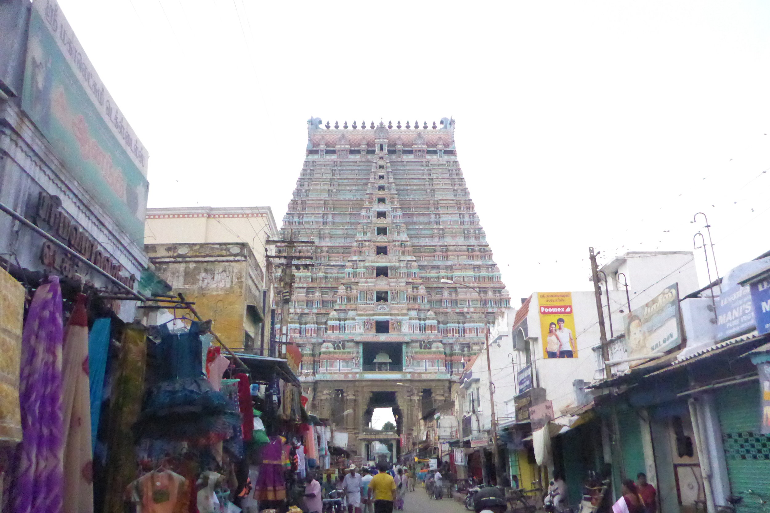 Sri Ranganathaswamy; Trichy; Kodaikanal