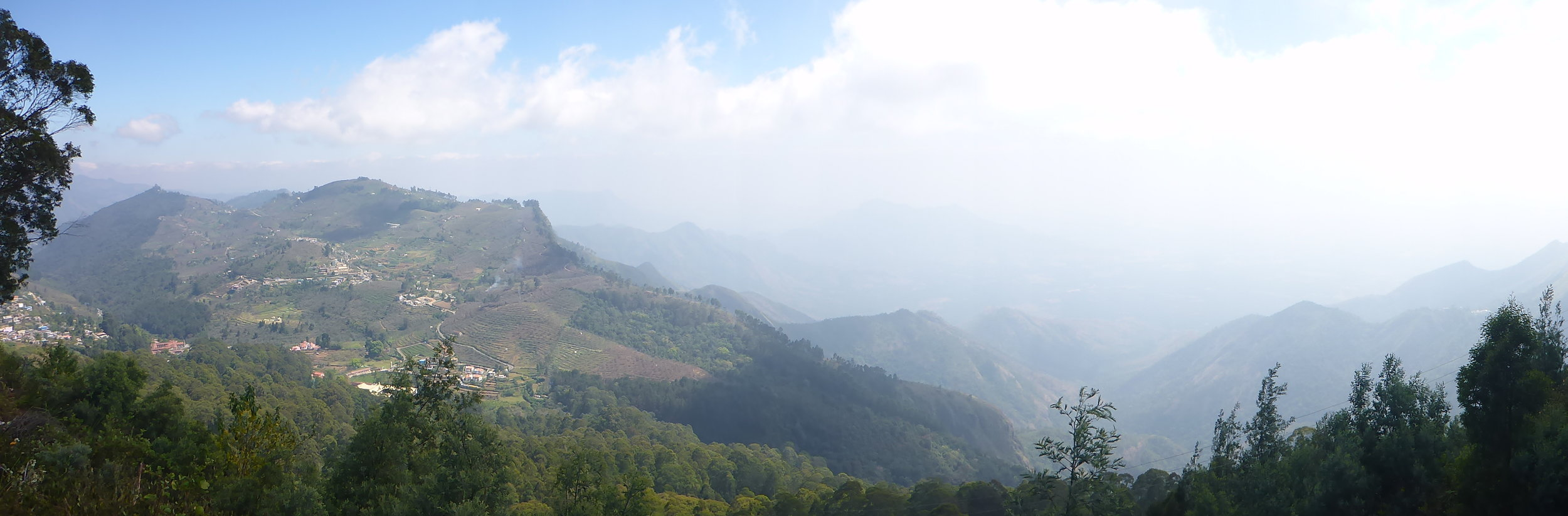 The Western Ghats, India