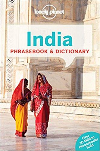 India phrasebook lp