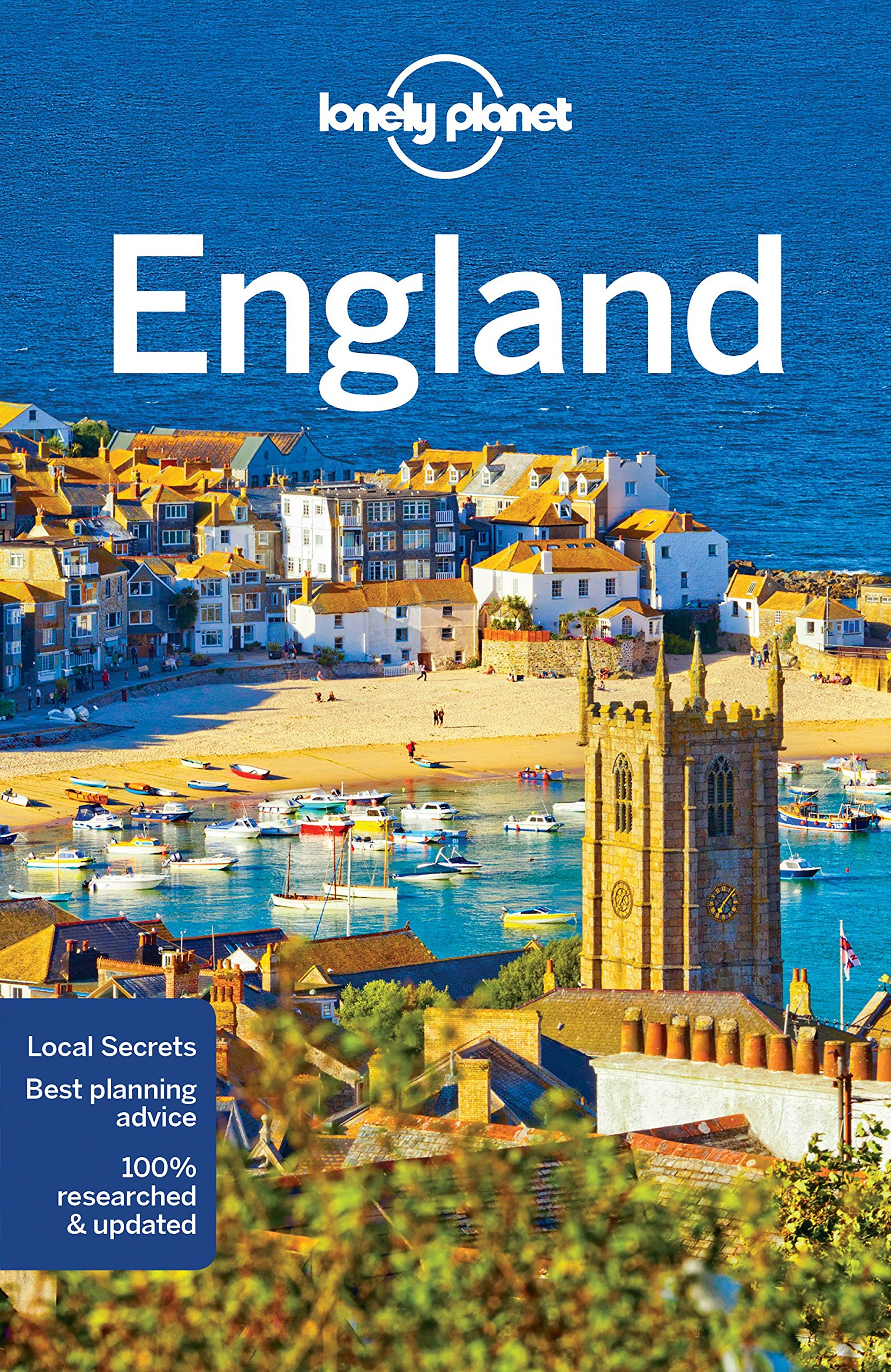 England Lonely Planet