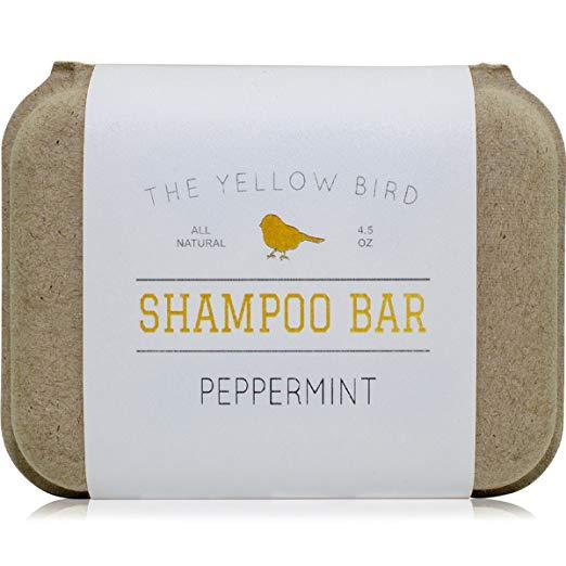 The Yellow Bird: Peppermint