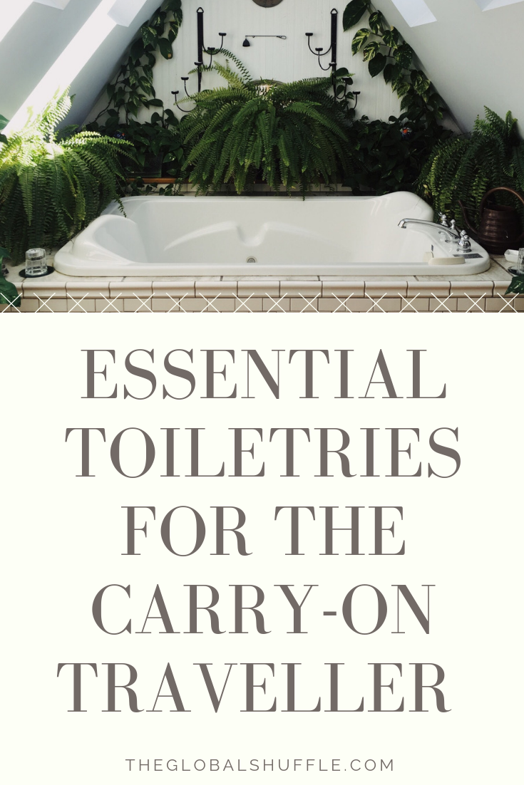 Solid Toiletries for Travel: Vegan Beauty Products for the Carry-On Backpacker | The Global Shuffle
