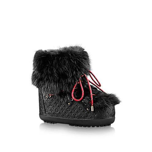 Louis Vitton Winter Boots